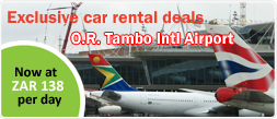 OR Tambo Intl Airport