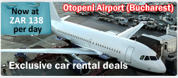 Otopeni Airport Bucharest